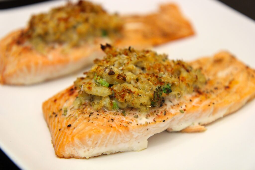 Salmon And Crab Cake Recipes