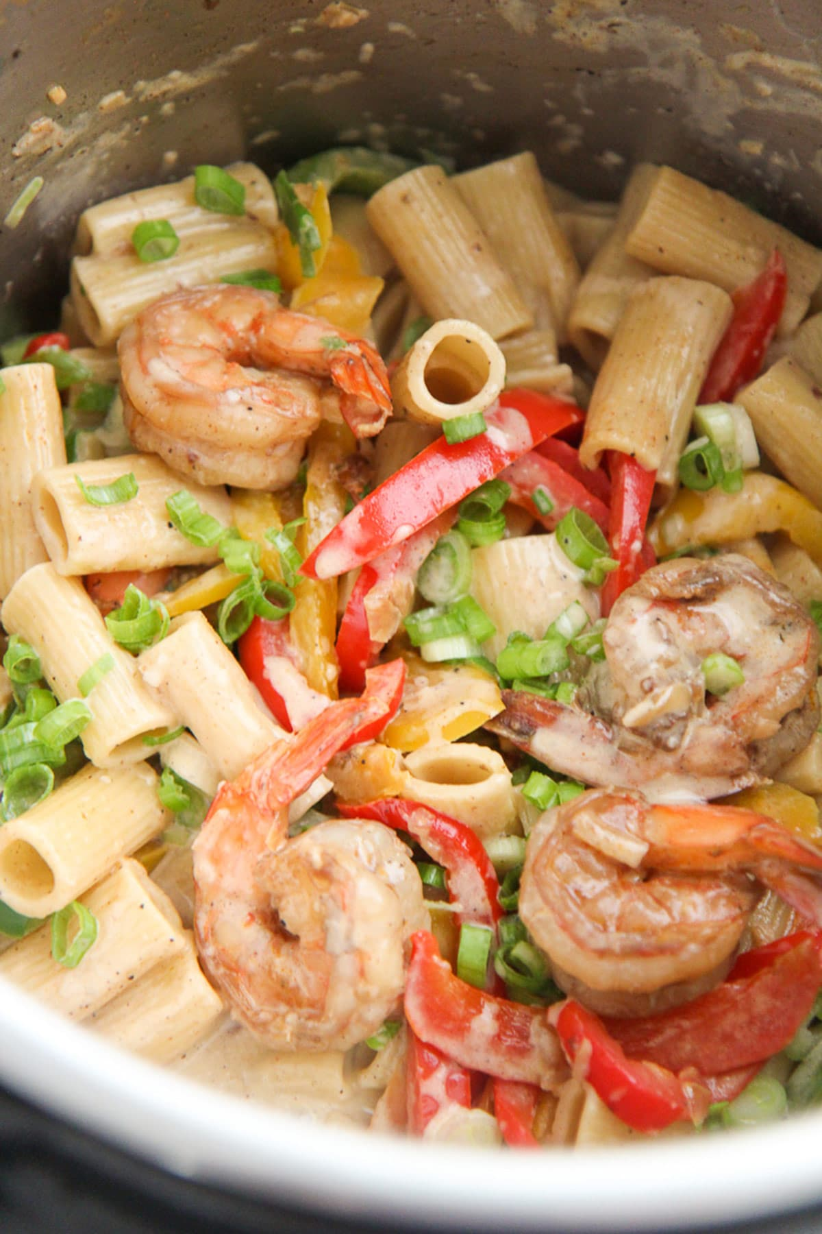 Instant Pot Rasta Pasta Cooked By Julie